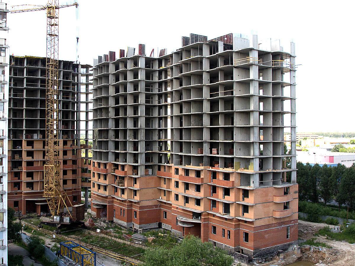 Строительство жилых домов и как это сделать 694