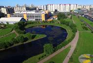 Парк Малиновка: борьба за лакомство