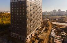 Октябрята столичной недвижимости: анодированная архитектура и красные апартаменты
