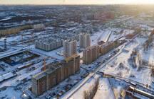 Дайджест ледяного февраля: ипотеке дан приказ, подземка без работы, «ЛенСпецСМУ» вышла в «Лидеры»