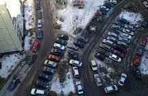 В каких спальных районах Петербурга опасно иметь автомобиль