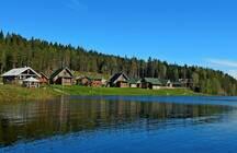 Дача в Карелии: цены от 150 тысяч, финская архитектура и большая вода
