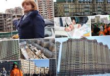 Столичный декабрь: президент обманутых дольщиков, квартиры идут нарасхват