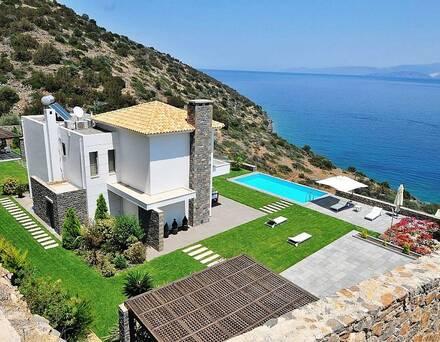 Вилла на продажу на острове Крит, Греция