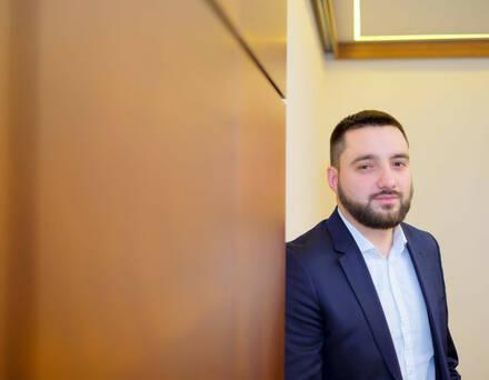 Генеральный директор компании «Красная стрела» Николай Урусов