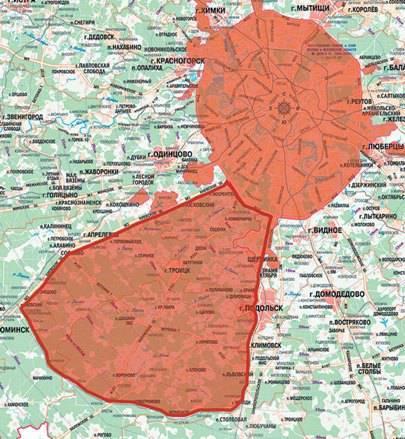 Отказ чиновников от переезда в «Новую Москву» может замедлить развитие новых территорий