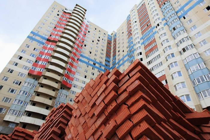 Предложения строящейся жилой недвижимости августа