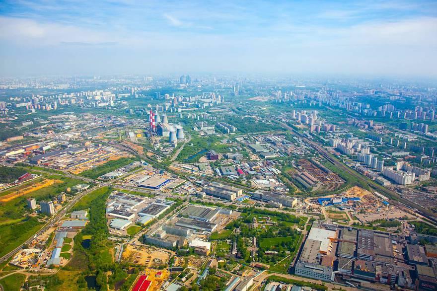 Новая Москва: кризис росту не помеха?