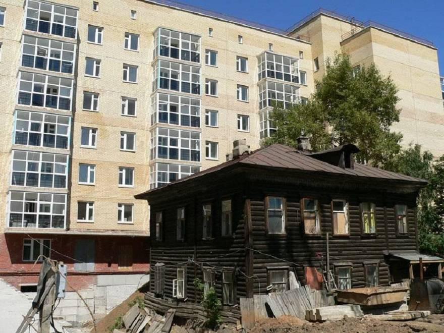 Программа переселения из жилых домов