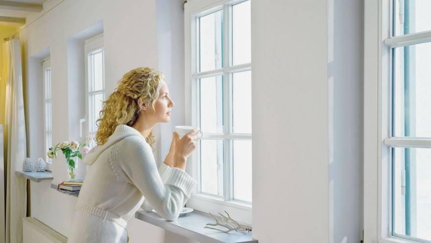 Поговорим об окнах