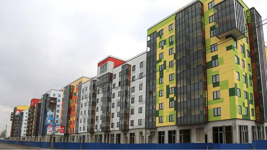 Квартиры в IQ Гатчина: 37 цветов радуги