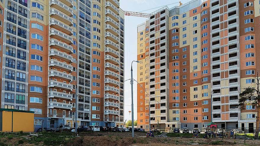 Ход строительства ЖК «на улице Лобачевского (Красноармейск)» (май 2016 г.)
