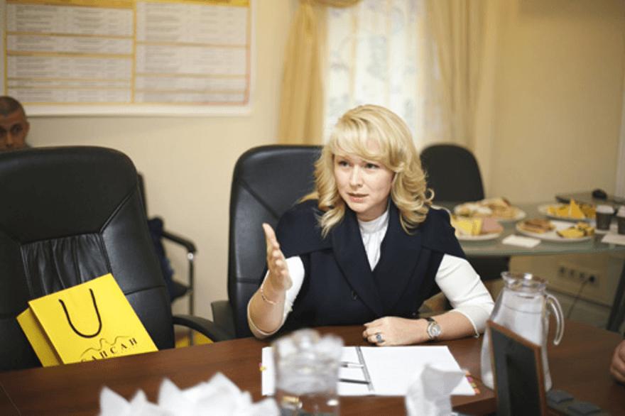 Светлана Шмакова: «В столице есть огромные резервы для проектов-миллионников»