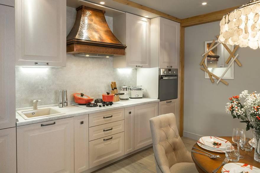 Новая кухня в новой квартире: как не ошибиться и на что обратить внимание?