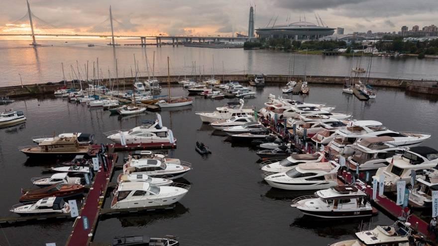 Санкт-Петербургский Речной яхт-клуб профсоюзов: старейший, но современный
