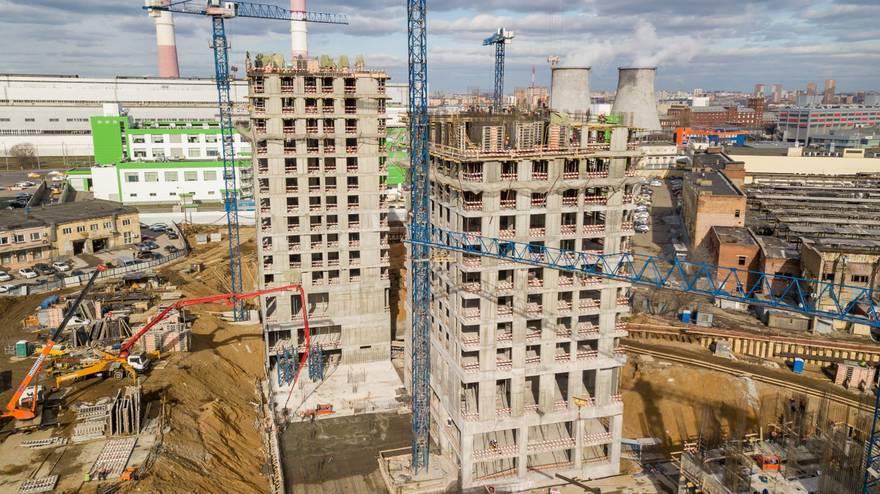 Мартовские новостройки: на рынок вышли квартиры от 1,8 миллиона рублей