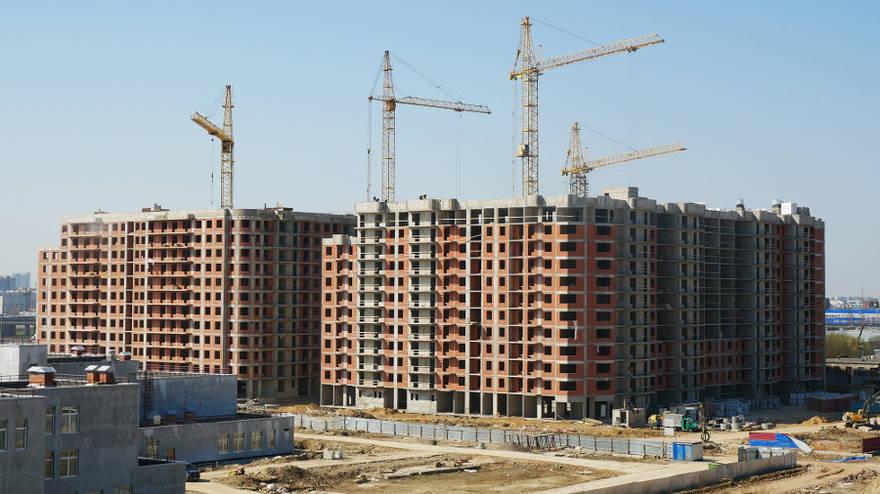 Новостройки Петербурга подешевели до 1,1 млн рублей
