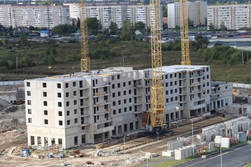 Ход строительства ЖК «Новое Горелово»