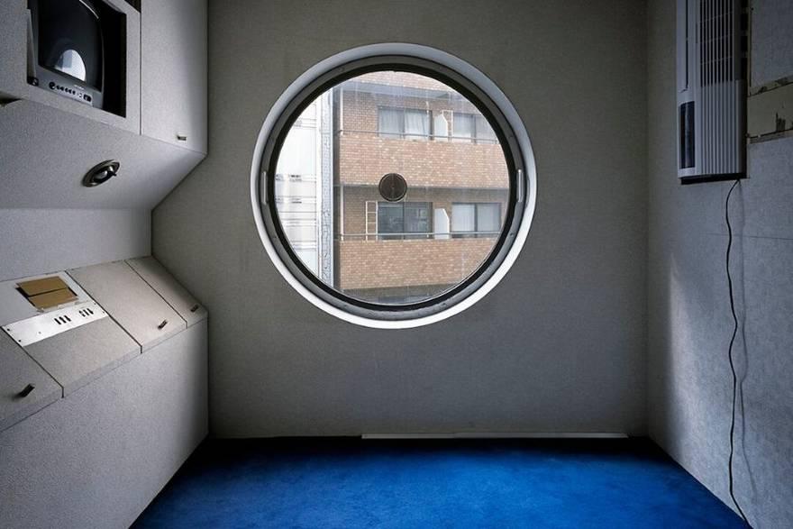 Пример капсульной квартиры