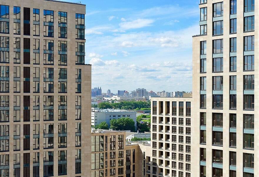21% строящихся домов в Москве выше 30 этажей