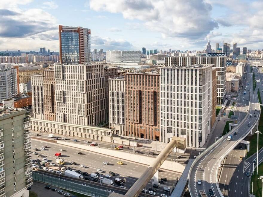 Жилой комплекс «Царская площадь» в Москве