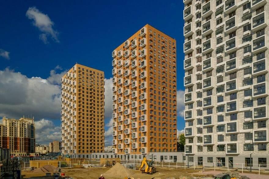 Жилой комплекс «Дальневосточный 15»
