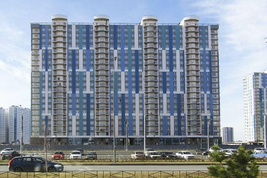 Жилой комплекс «Огни залива» компании «БФА-Девелопмент»
