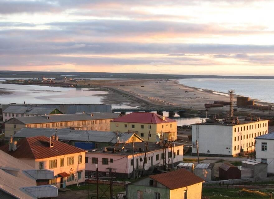 Поселок Амдерма, Ненецкий автономный округ