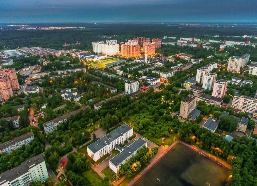 г. Краснознаменск, Московская область
