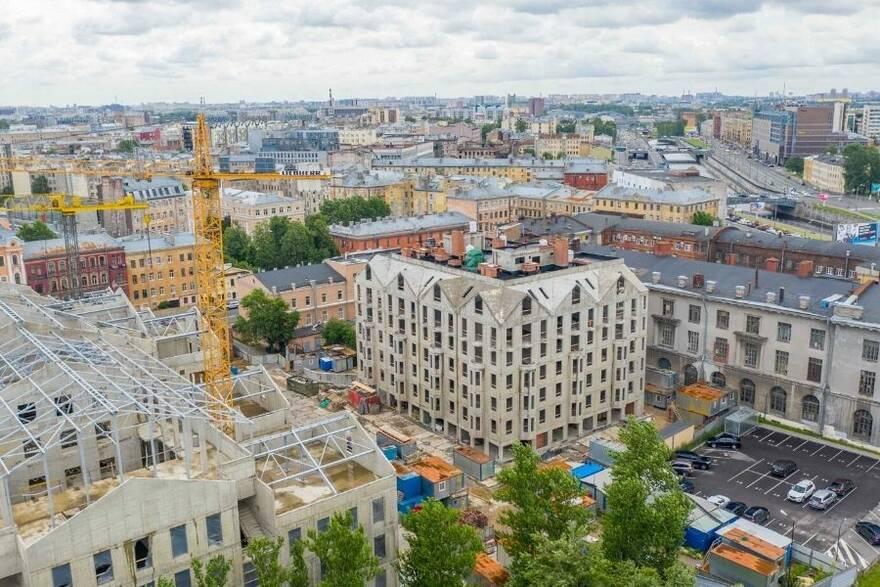 Жилой комплекс «Артхаус» застройщика «Красная стрела»
