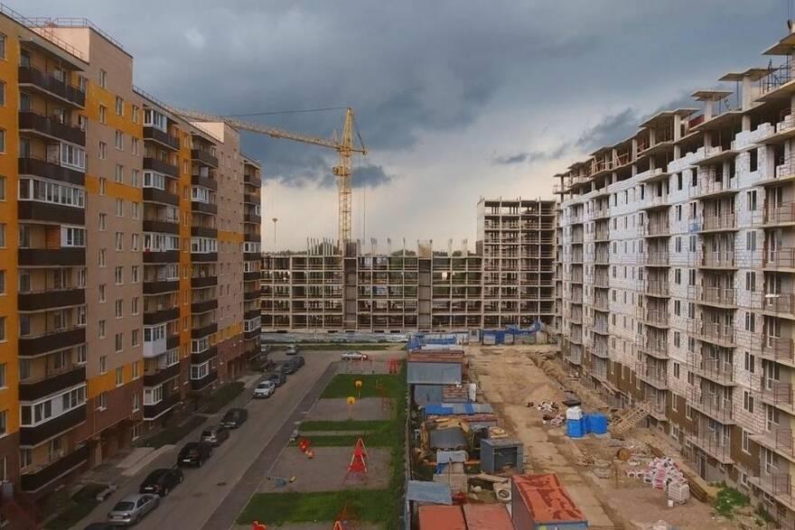 Жилой комплекс «Невские панорамы» — долгострой компании «СТ»