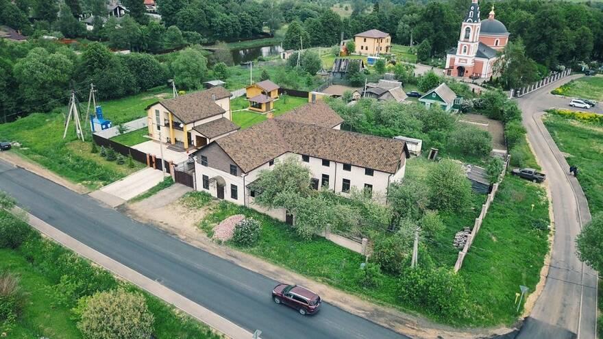 Дом с участком, предлагаемый в обмен на автомобили, п. Новофедоровское, ТиНАО