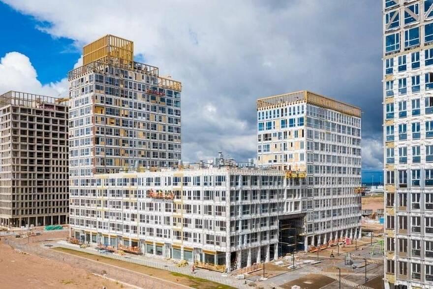 Жилой комплекс «Golden City»