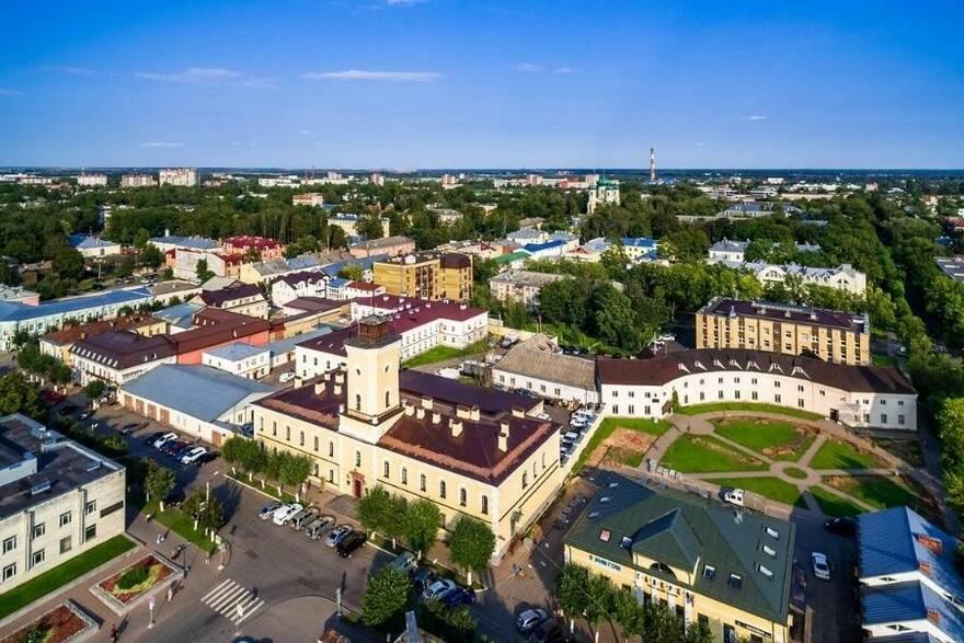 Город Гатчина в Ленинградской области