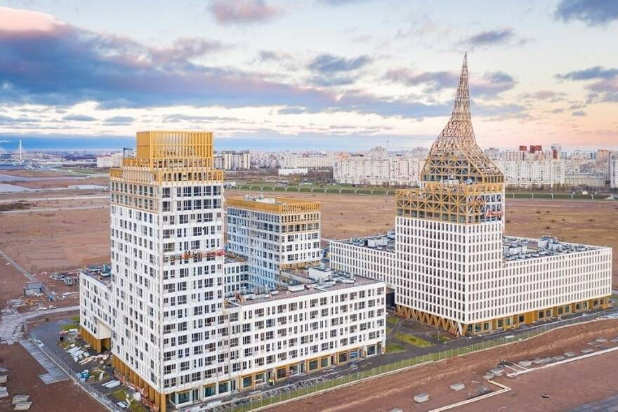 Жилой комплекс Golden City