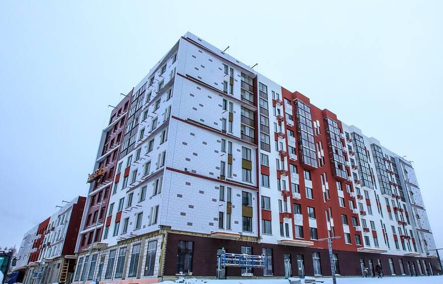 ЖК «Испанские кварталы» в Новой Москве