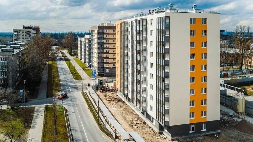 Жилой комплекс «Астрид» в Санкт-Петербурге