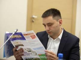 Урусов Николай. Генеральный директор СК «Красная Стрела»
