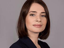 Итаева Юлия. Лидер Инвест. Член правления, директор департамента по управлению персоналом в «Лидер Инвест»