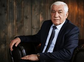 Вакуленко Владимир Иванович. Гефест-ЛТД. Председатель Совета директоров группы компаний «Гефест»