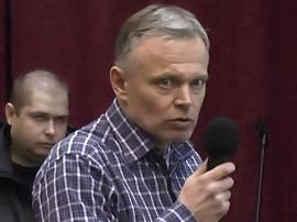 Клименков Дмитрий. ЖСК «Сходня». Председатель правления ПК «ЖСК Сходня»