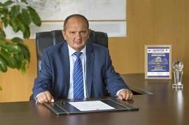 Егоров Владимир Николаевич. Мосотделстрой №1. Генеральный директор АО «Мосотделстрой №1»