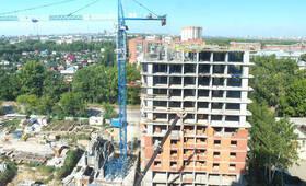 Строительство. Сентябрь 2014 г.
