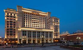 ЖК Four Seasons Hotel Moscow