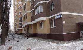 Жилой комплекс «Левитан» (ноябрь 2014)