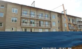 Жилой комплекс «Дом в деревне Бегуницы» (15.07.2015)