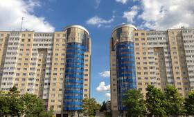 Жилой комплекс «Волховская набережная» (05.08.15)