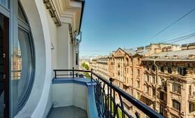 ЖК «4 Советская, 9»: вид из квартиры