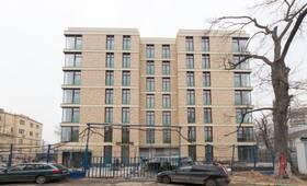 МФК «Гороховский 12»: построенный дом