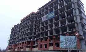 ЖК «Времена года»: ход строительства корпуса №5